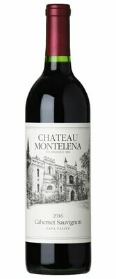 Chateau Montelena Estate Cabernet 2016