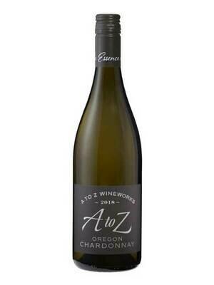 A to Z Chardonnay  2018
