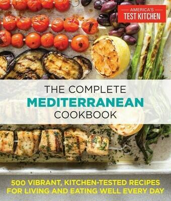 Complete Mediterranean Cookbook