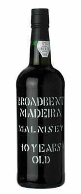 Broadbent Madeira 10 Year Malmsey