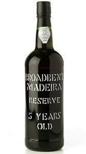 Broadbent Madeira 5 Year Reserve