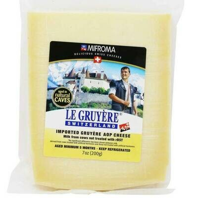 Mifroma Cave Aged Gruyere in Parchment 7 oz