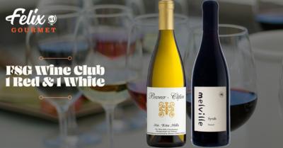 FSG Wine Club Jan 29th - Red & White