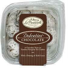 La Panz Cookie Dolcetini Choc Chip 8OZ