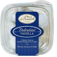 La Panz Cookie Dolcetini Vanilla 8 OZ