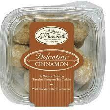 La Panz Cookie Dolcetini Cinnamon 8 OZ