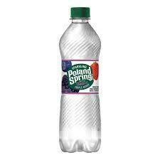 Poland Spring Sparkling Triple Berry