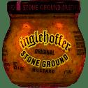 Ingfler Mustard Stone Ground 4 oz