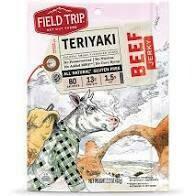 Field Trip Teriyaki Beef Jerky 2.2 oz