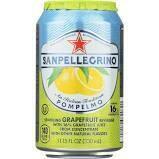 San Pellegrino Pompelmo Grapefruit Single  11.5 oz Can