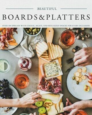 Beautiful Boards & Platters