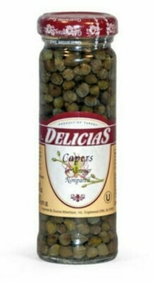 Delicia Capers non parieil 3 oz