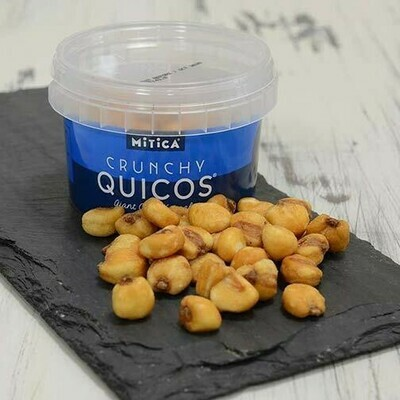 Mitica Crunchy Quicos Corn Nuts 2.82 oz