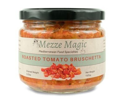 Mezze Magic Roasted Tomato Bruschetta 9.87 oz