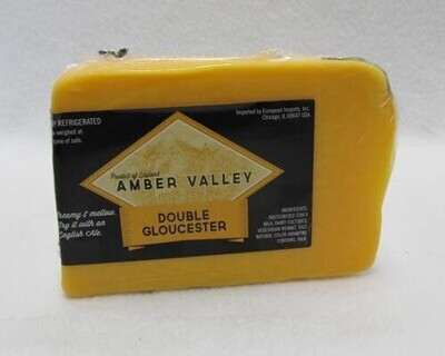 Amber Valley Double Gloucester ~ 7 oz