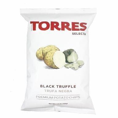 Torres Black Truffle Potato Chips 505g