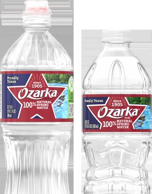 Ozarka Spring Water 20 oz