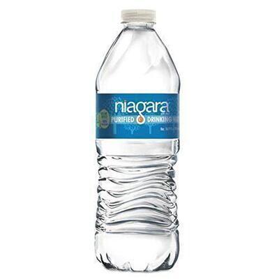 Niagrara Spring Water 24 oz