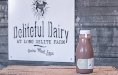 Chocolate Milk-12 oz