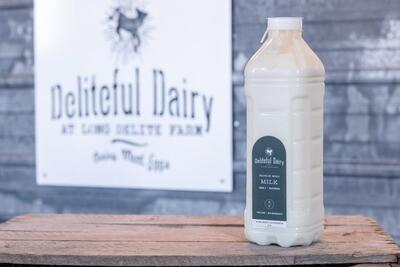 Whole milk- 32 oz