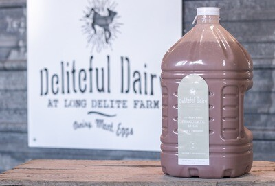 Chocolate Milk- 96 oz