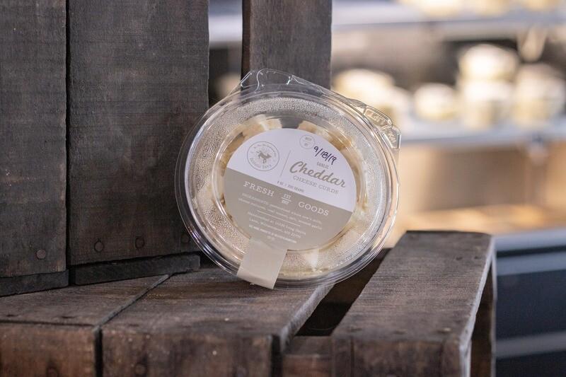 Garlic Cheese Curds- FM