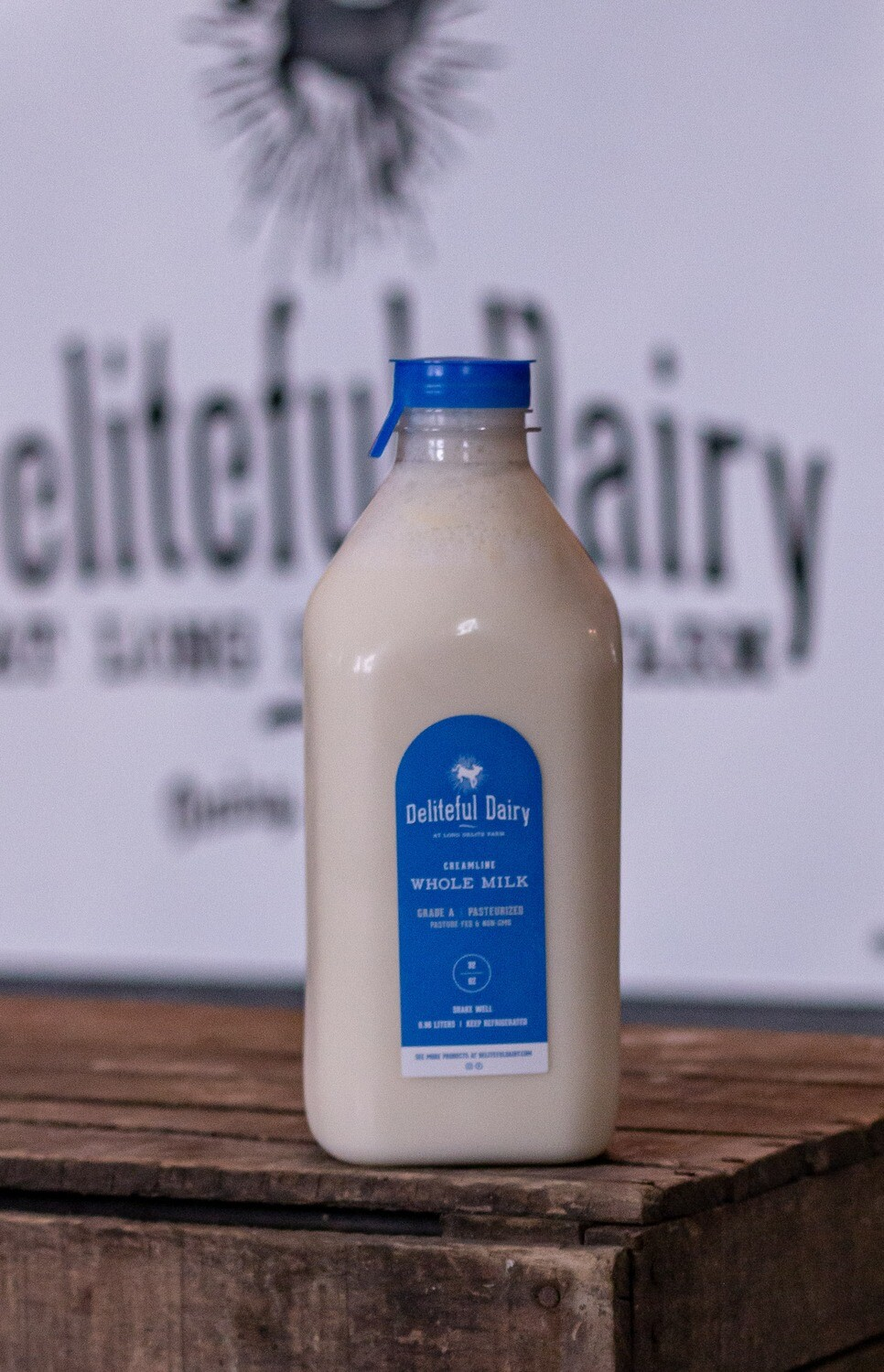 Whole milk- 32 oz-FM