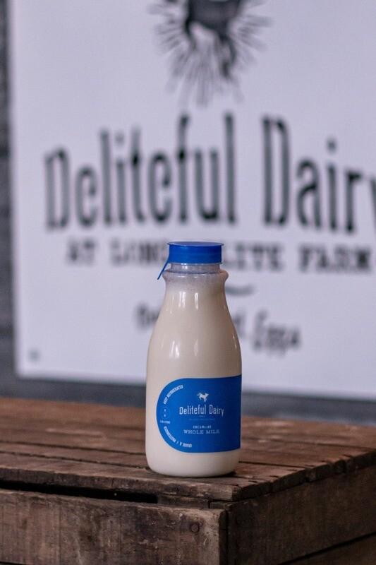 Whole milk- 12 oz-FM