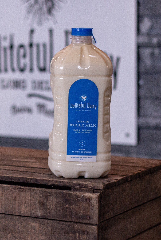 Whole Milk-64 oz
