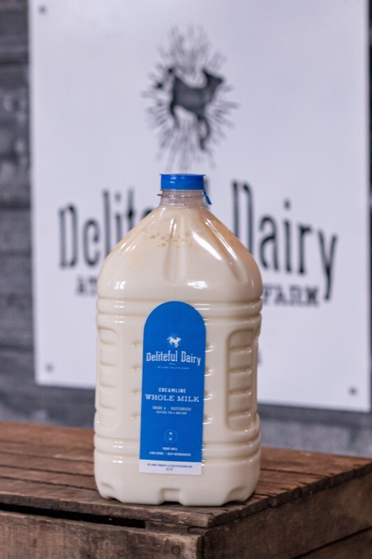 Whole Milk- 96 oz