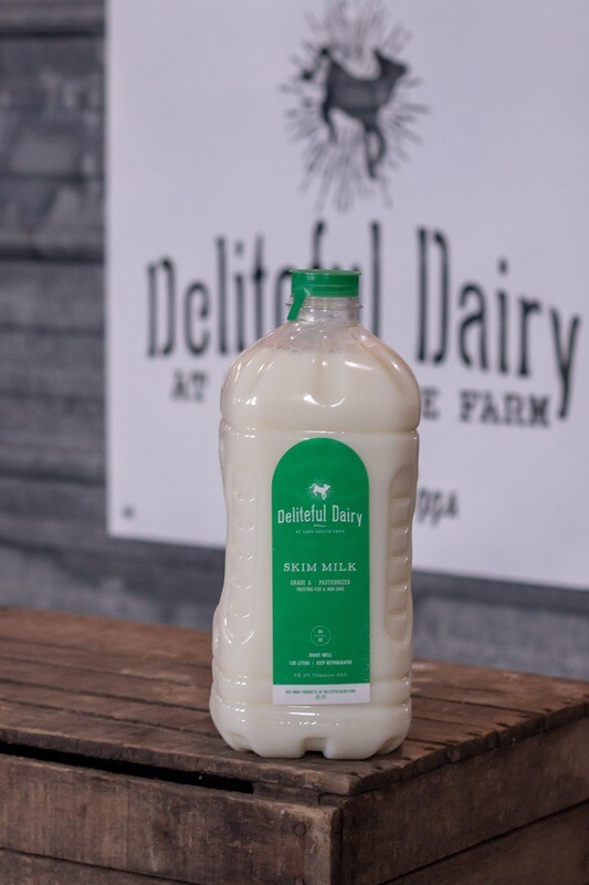 Skim milk-64 oz