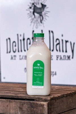 Skim Milk- 32 oz