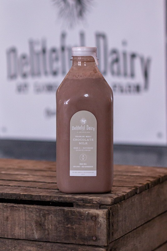 Chocolate Milk-32 oz -FM
