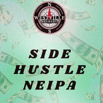 Side Hustle - NEIPA - 6.0% ABV - 4 Pack
