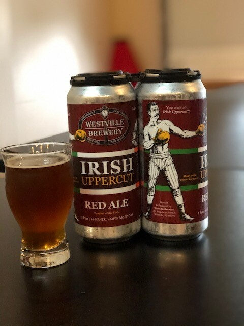 Irish Uppercut - Red Ale 6%ABV - 4 Pack