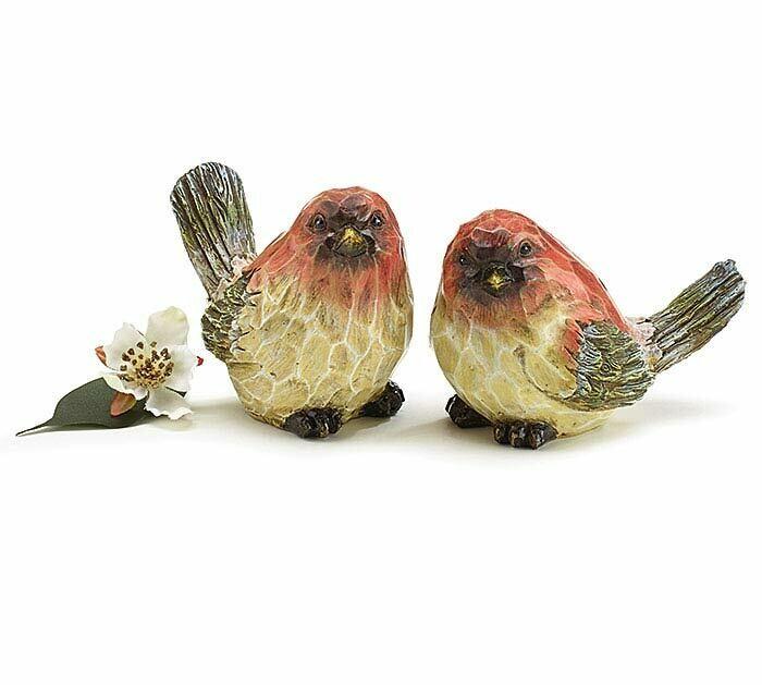 Figurine Red Bird