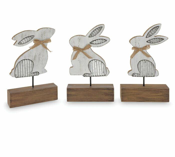Shelf Sitter Bunny-2444-HEM