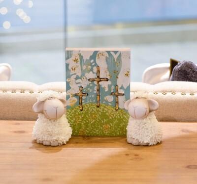 Simple Spring Sheep-2096-HEM