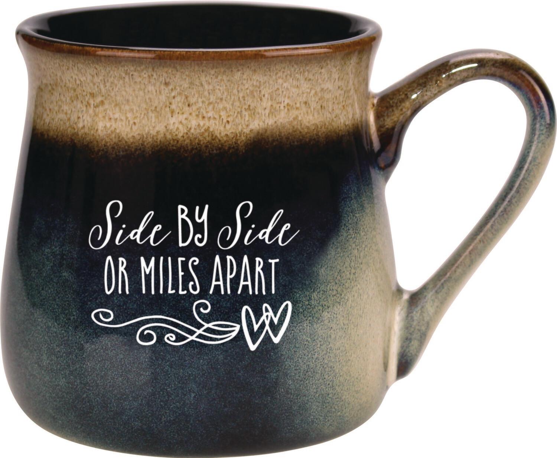 Side by Side Mug