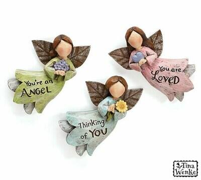Fairy Angel Magnet