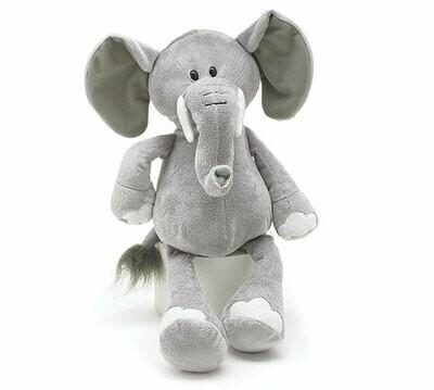 Plush Elephant-2353-HEM