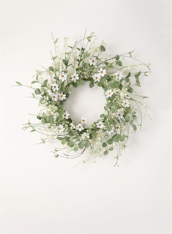 Daisy Wreath - LSUL