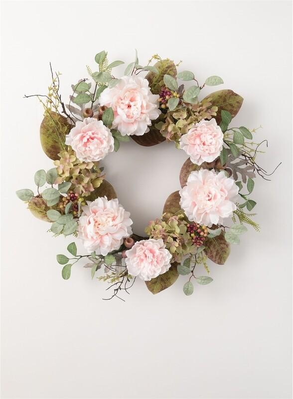Peony Blossom Wreath - LSUL