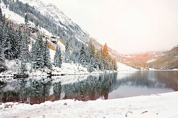 Maroon Bells Aspen Colorado