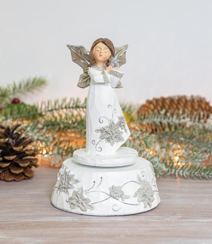 Angel Musical Figurine