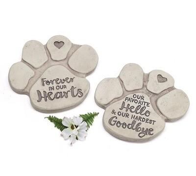 Pet Garden Stones