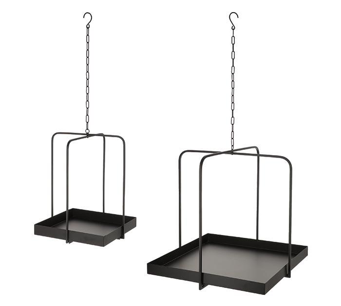 Display Hanging Tray-2448b-HEM