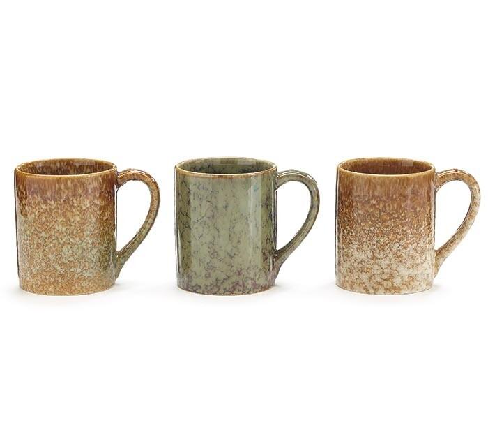 Mug Porcelain Marbelized