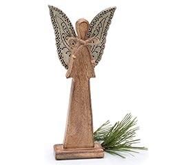 Angel with Gold-2549-HEM