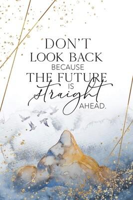 Don't Look Back-3012-HEM